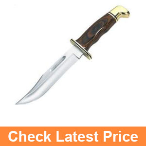 Buck 119BR Special Fixed Blade