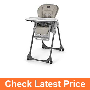 Chicco Vinyl Polly High Chair
