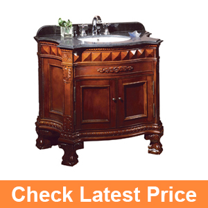 OVE Buckingham-36 Bathroom 36-Inch Vanity Ensemble