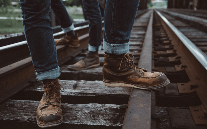 How to Wear Hiking Boots with Skinny Jeans