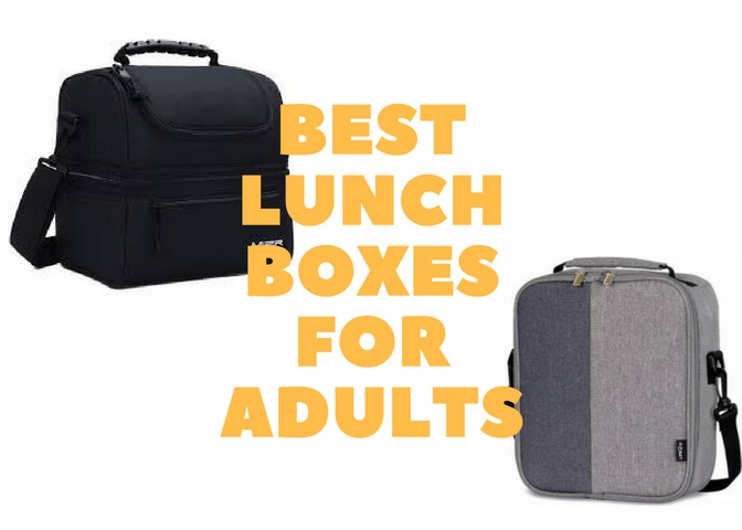 Best Lunch Boxes For Adults