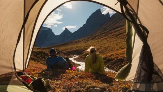 four season tent