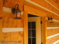 Boyd Exterior - Custom Timber Log Homes