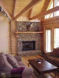 The Watts Bar Home - Custom Timber Log Homes