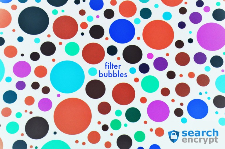 What are filter bubbles?