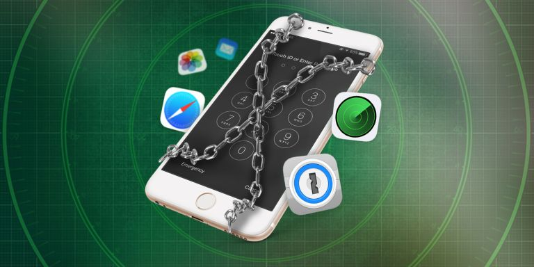 Encryption security iPhone