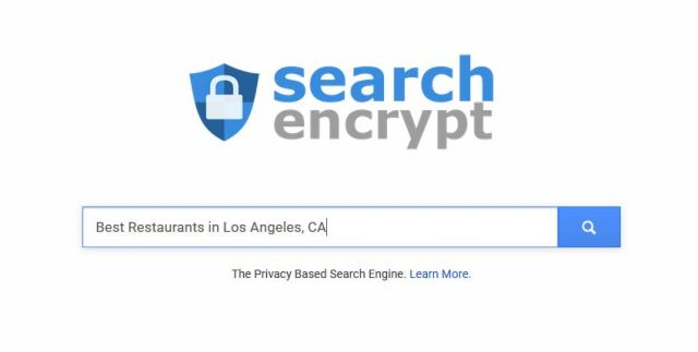 Search Encrypt Location Map Search