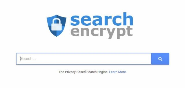 search-encrypt-search-bar