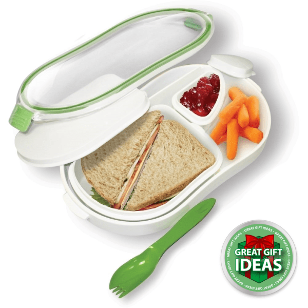 The Better Lunch Box - 4pc Set - Great Gift!