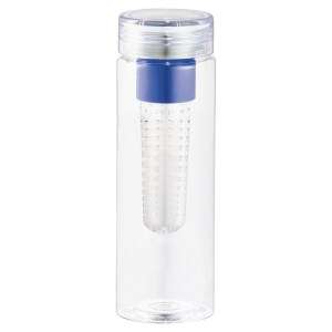 Fruit Fuse - Water Infuser Bottle. - Blue