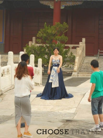 Sesja ślubna po chińsku