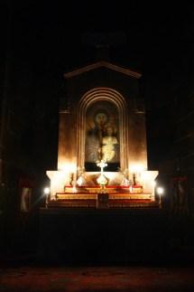 19. Ołtarz w katedrze w Echmiadzinie