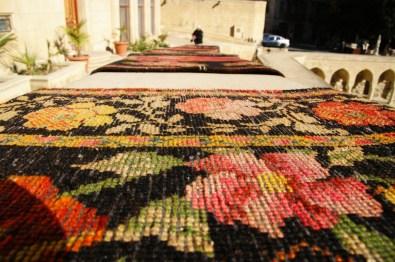 Dywany to jedna ze specjalności Azerbejdżanu