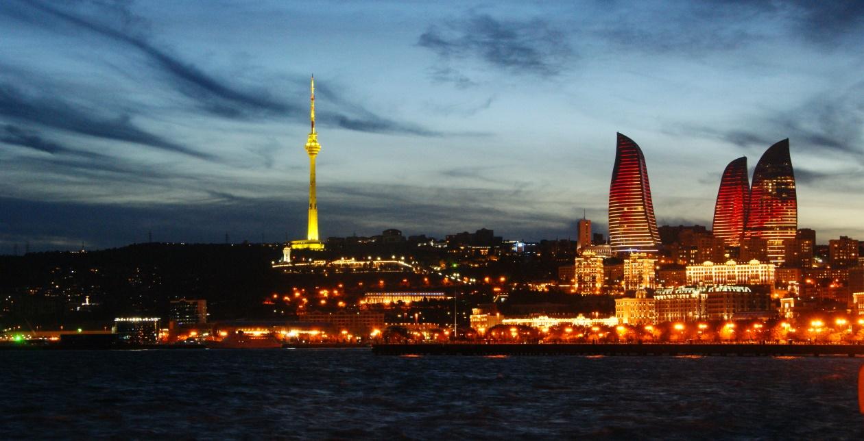 Baku – miasto spuszczone z łańcucha