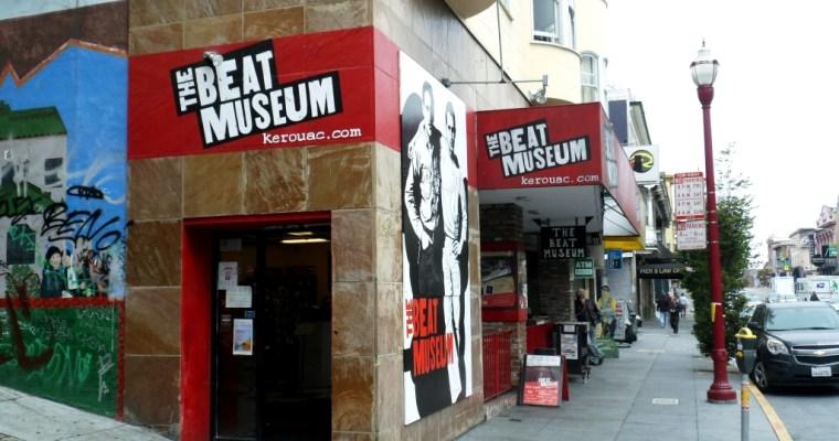 San Francisco: Jack Kerouac, bitnicy i pierwszy sklep z komiksami