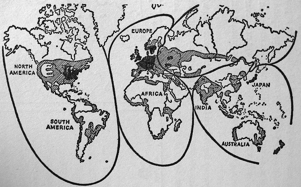 Geopolityka, czyli kto rządzi światem?