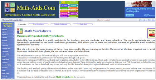small resolution of Math Resources for Teachers   Twine