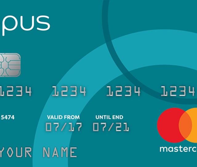 Opus Bad Credit Credit Card Logo