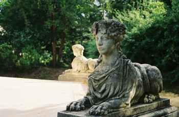 Versailles. in Paris, France