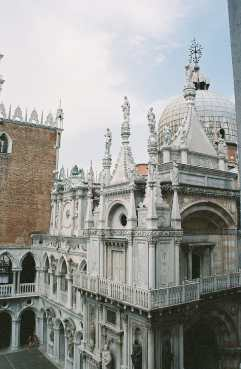 The Palace in Venice, Italy