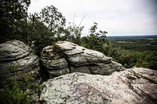 Garden of the Gods - Shawnee National Forest