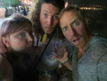 Me, Chris, and Stephen.