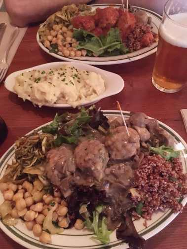 Meatballs at The Meatball Shop