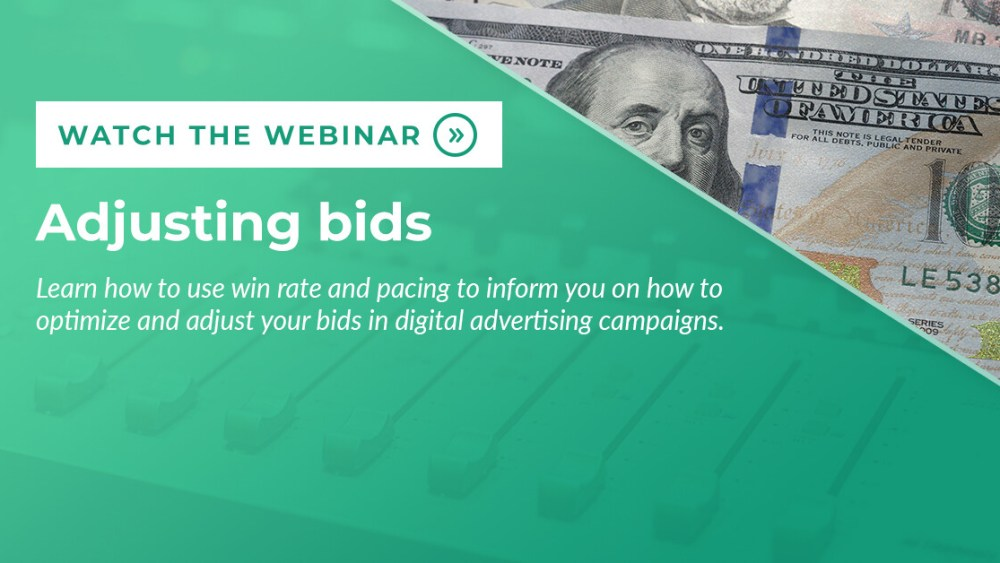 Guide to campaign bid adjustments
