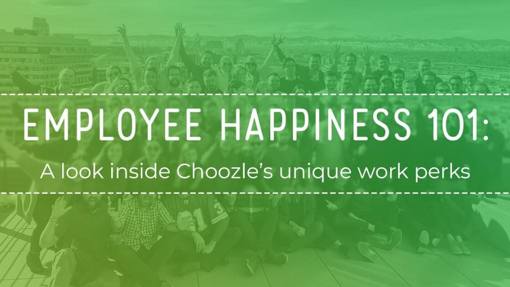 Employee Happiness 101