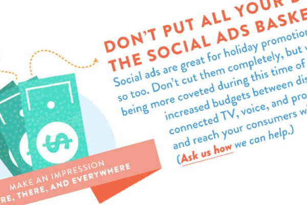 Preparing your brand for the holiday digital marketing push