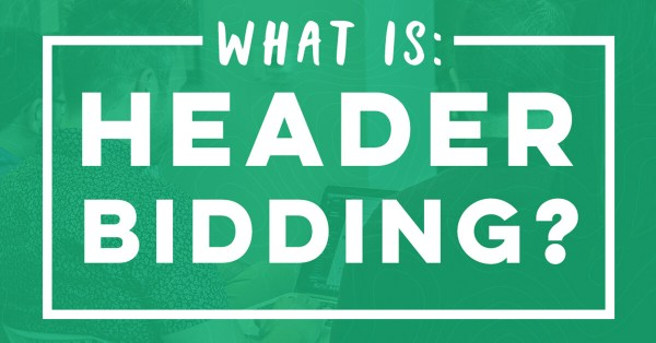 What is header bidding