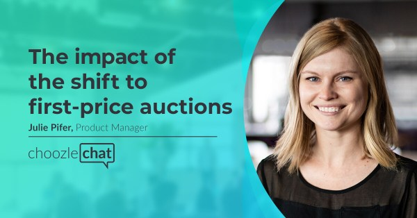 The impact of the shift to first-price auctions with Julie Pifer