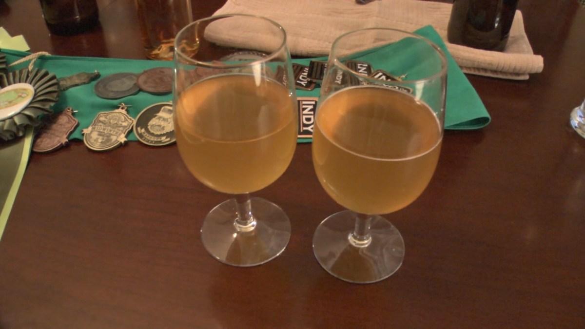 Mino's Ginger Hard Cider