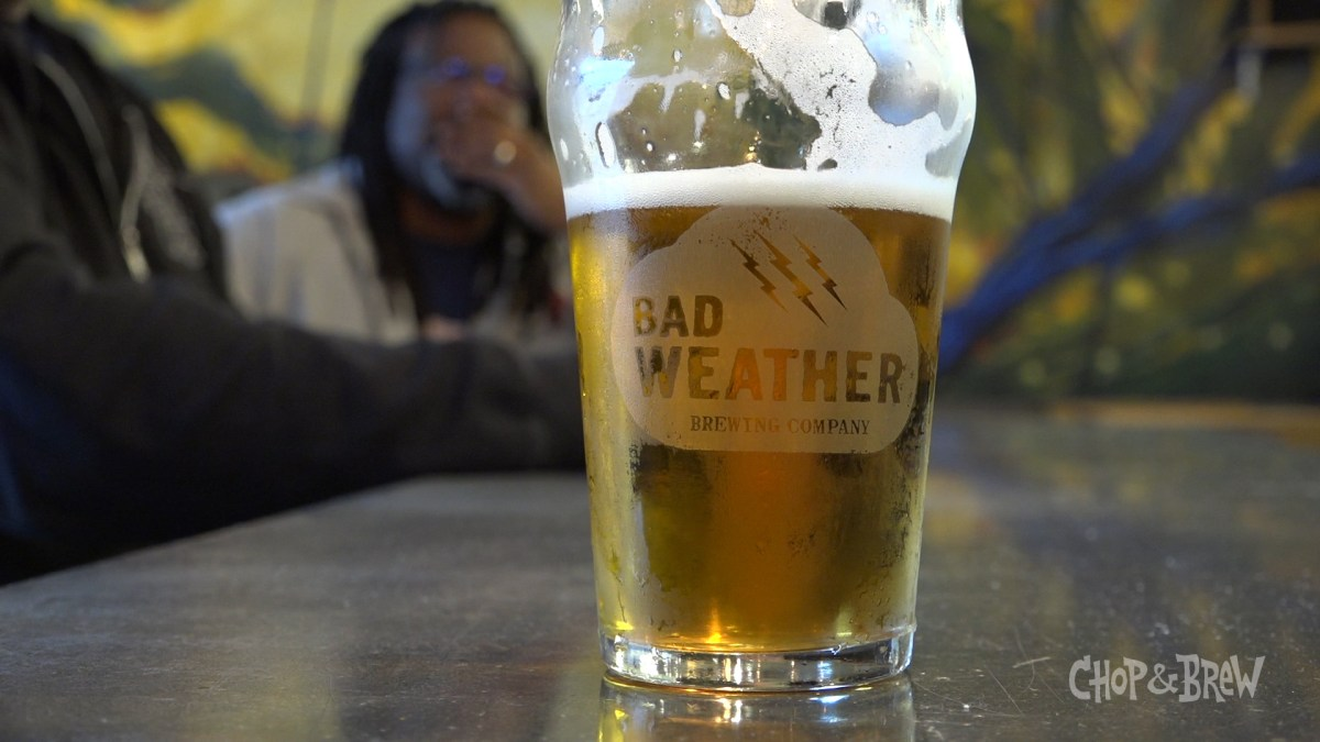 Chop & Brew | Solar Wave IPA & Idaho 7 Hops
