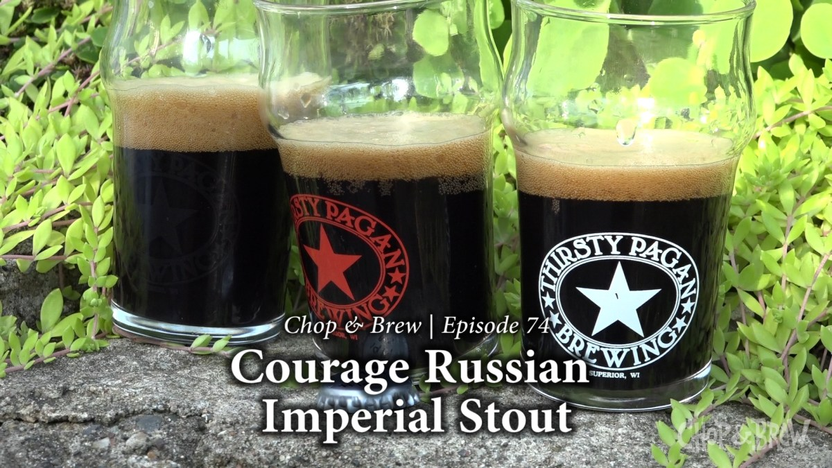 Courage Russian Imperial Stout