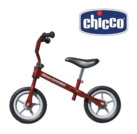 CO#0012 Chicco Red Bullet Balance Training Bike 平衡單車 | ChopChop Baby