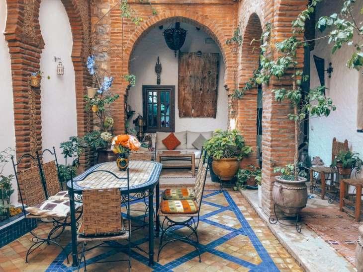 intérieur marocain