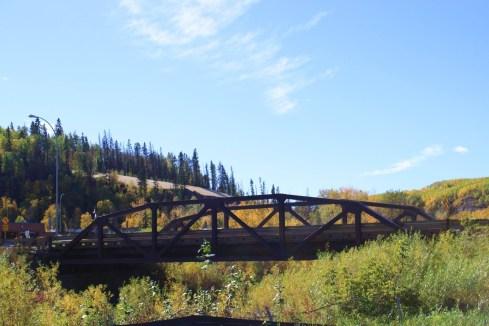 BRIDGE near heritage park