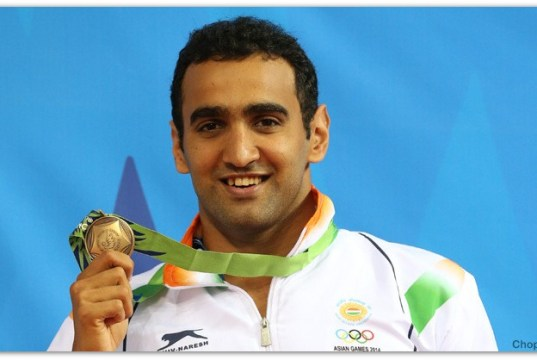 Best Olympics Swimmers of India