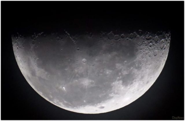Interesting Facts About Moon