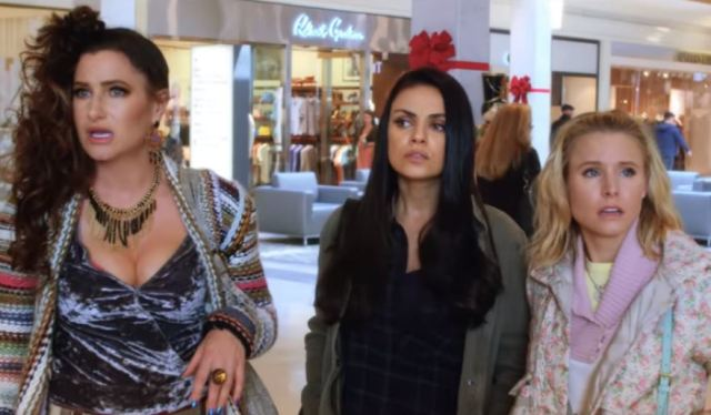 A Bad Moms Christmas Movie Box Office Collection