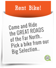 motorcycle hire cairns