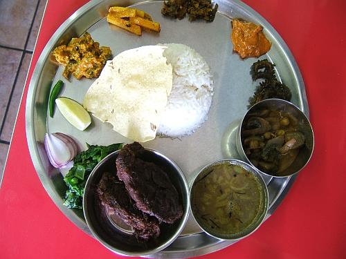 Duo Thalis Dhaulagiri Kitchen Chopsticks Marrow