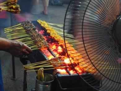 Satay - Kuantan night market