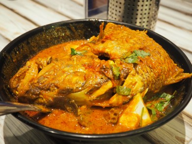 Muthu Fish head curry
