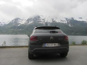 Hardangerfjord campsite