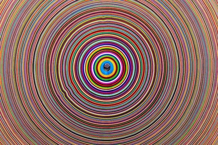 Art Central HK Colour Wheel