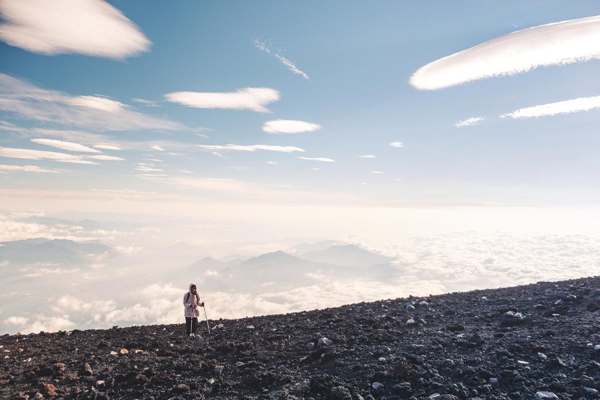 Guide to Climbing Mt Fuji