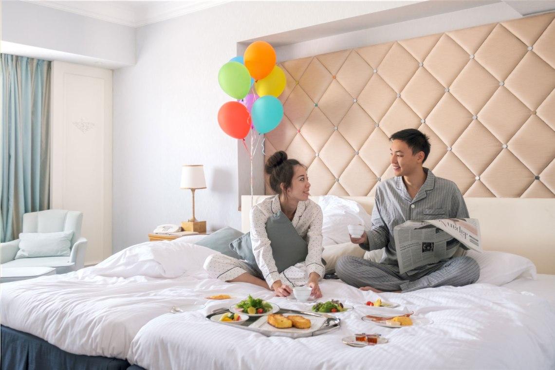 Hotel Okura Tokyo Bay Executive Suite