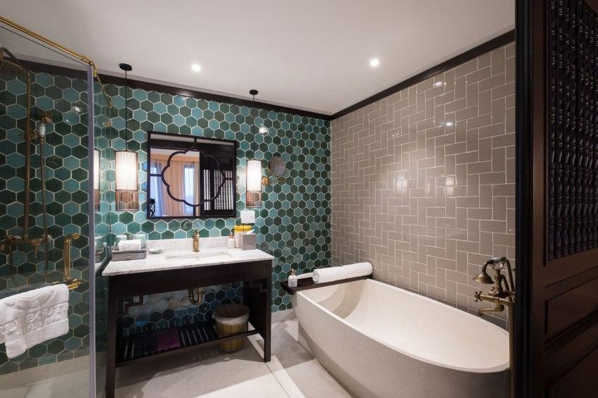 Little Riverside Hoi An bathroom